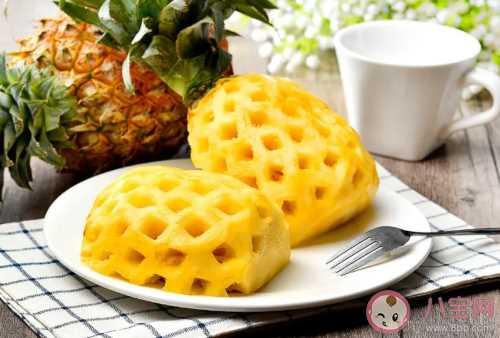 吃菠萝怎么能不扎嘴  吃菠萝舌头疼怎么缓解
