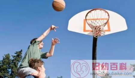 孩子从小打篮球有哪些好处 孩子打篮球能长高吗