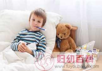 宝宝总感冒发烧是身体不好吗 为什么孩子动不动就感冒发烧
