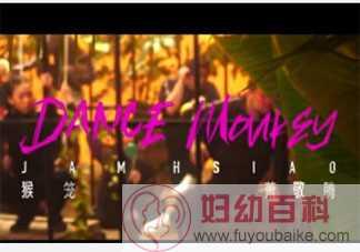 萧敬腾抖肩神曲《猴笼》歌词是什么 《猴笼》在线听歌MV观看链接