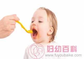 宝宝积食吃什么食物好 宝宝积食食谱推荐