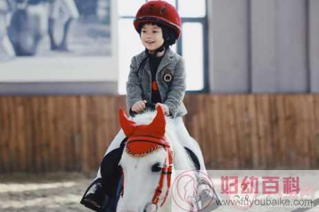 孩子学骑马有什么好处 为什么要学骑马