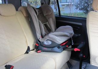 宝宝安全座椅怎么安装 儿童安全座椅安装方法