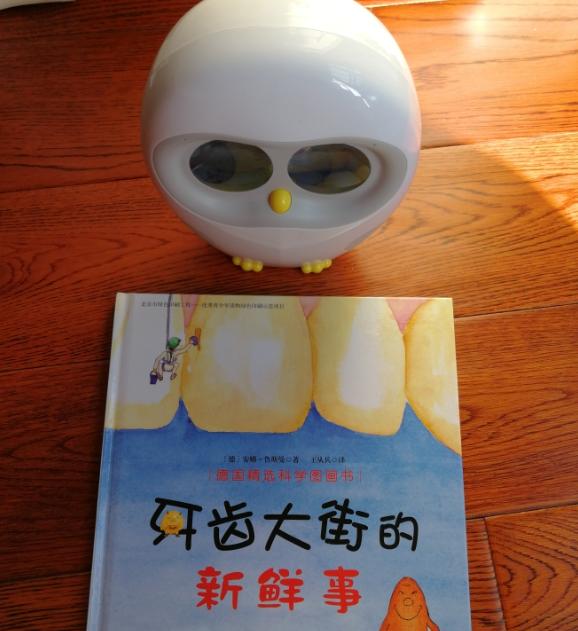 Luka英语绘本能读吗 Luka读绘本机器人好不好用
