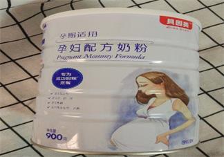 贝因美孕妇奶粉冲泡方法是什么 贝因美孕妇奶粉冲多少比较好
