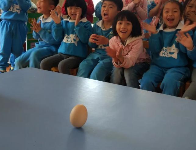幼儿园春分竖蛋活动教案 幼儿园春分竖蛋活动报道