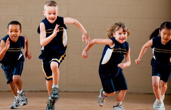 孩子运动的好处 孩子运动的最佳年龄