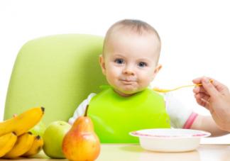 四月份宝宝吃什么辅食好 6-12月宝宝辅食推荐
