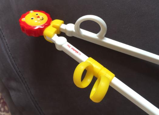 费雪训练筷怎么样 费雪儿童训练筷好用吗